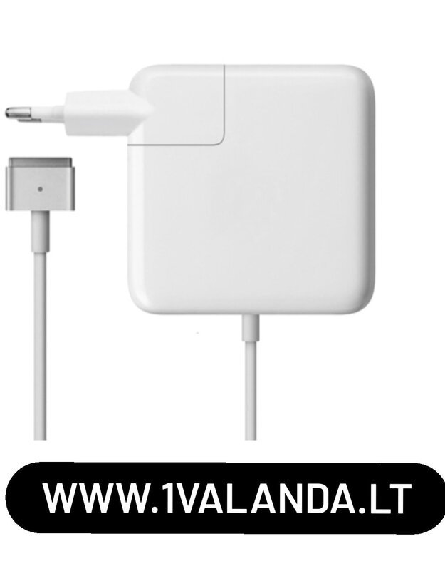TPC Magsafe 2 60w Power Adapter MacBook analoginis pakrovėjas