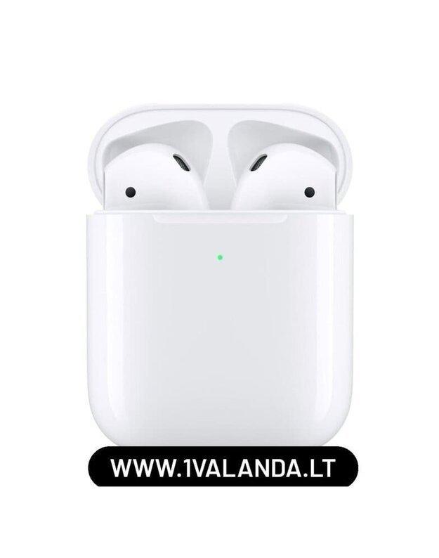 Belaidės TWS Airpods ausinės gold kokybė