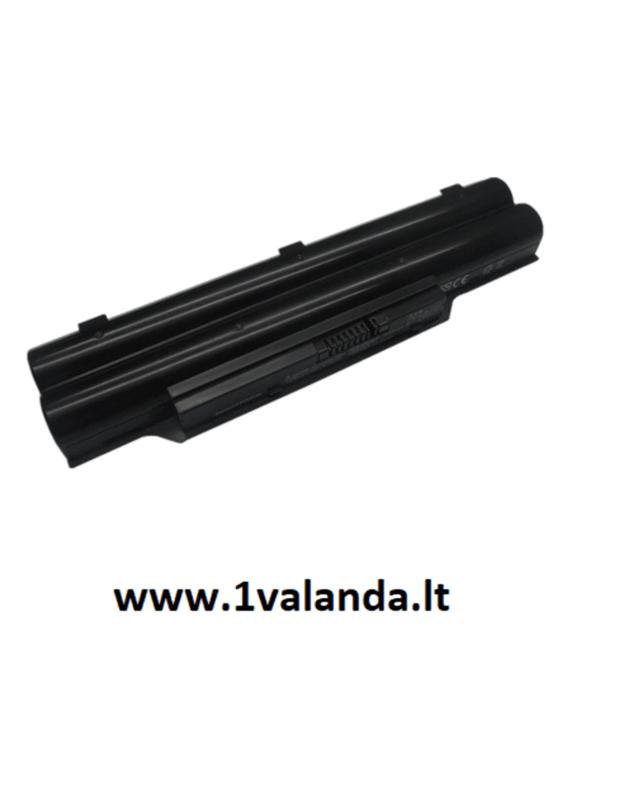 TPC FUJITSU baterija A530 A531 AH530 AH531 BH531 LH520 FMVNBP186 FPCBP250 FPCBP250AP